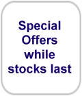 special offers while stockls last, crystal, glass, engraving