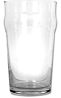 STERLING CLASSIC ONE PINT BEER GLASS