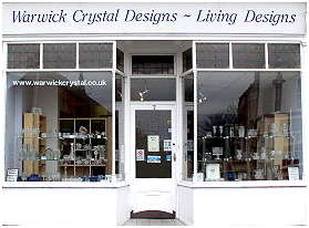 WARWICK CRYSTAL DESIGNS CAMPION TERRACE