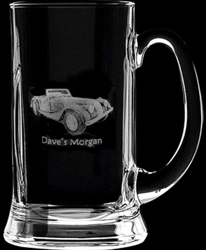Tankard engraved with your photo