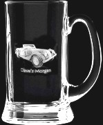 DEVON PINT TANKARD engraved with your photo