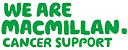Macmillan proud supporter