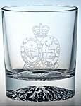 ELGIN CRYSTAL WHISKY GLASS