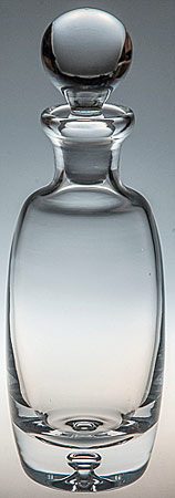 MILANO BUBBLE BASE DECANTER