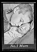 Engraved photo gift